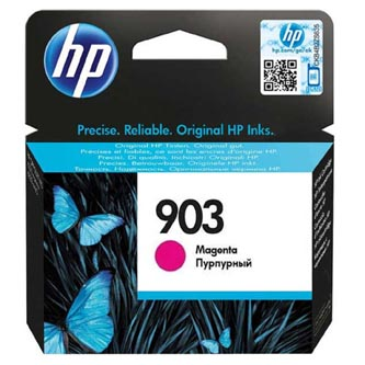 HP originál ink T6L91AE, HP 903, magenta, 315str., 4ml, HP Officejet 6962,Pro 6960,6961,6963,6964,6965,6966