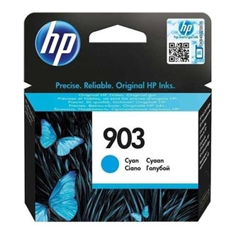 HP originál ink T6L87AE#301, HP 903, cyan, blister, 315str., 4ml, HP Officejet 6954,6962