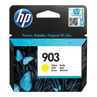 HP originál ink T6L95AE#301, HP 903, yellow, 315str., 4ml, HP Officejet 6954,6962
