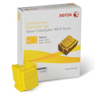 Xerox originál ink 108R00960, yellow, 17300str., Xerox ColorQube 8870