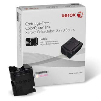 Xerox originál ink 108R00961, black, 17300str., Xerox ColorQube 8870