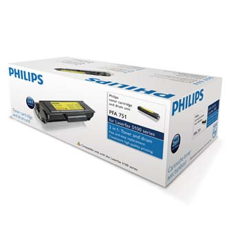 Philips originál toner PFA751, black, 2000str., Philips LPF 5120, 5125, 5135